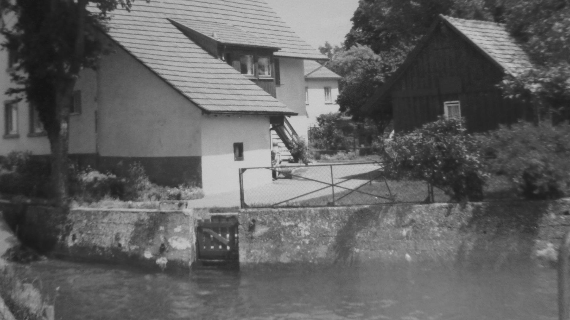 Haus Baujahr 1980